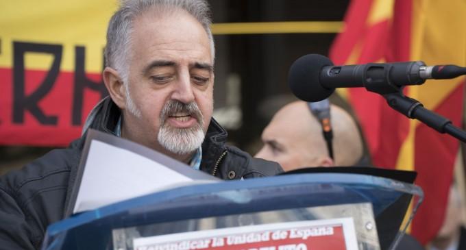 José Pedro Cruz, encausado de Blanquerna: 'El día de Blanquerna le dije a mi hijo que viniera conmigo'<br><span style='color:#006EAF;font-size:12px;'>REPRESIÓN POLÍTICA. CASO BLANQUERNA.</span>