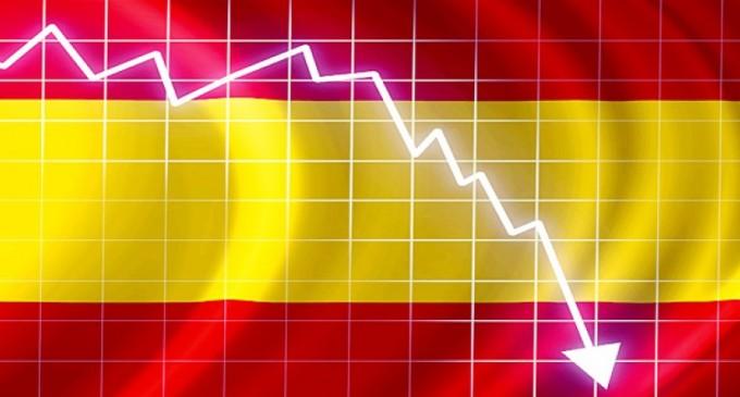 España sigue yendo bien… ¿hacia la quiebra?<br><span style='color:#006EAF;font-size:12px;'>SITUACIÓN REAL DE LA ECONOMÍA ESPAÑOLA</span>
