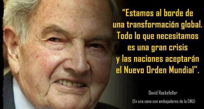 Muere David Rockefeller, uno de los capos del globalismo<br><span style='color:#006EAF;font-size:12px;'>FUNDADOR DEL BILDERBERG Y DE LA COMISIÓN TRILATERAL</span>