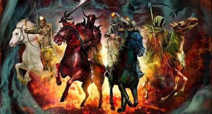 Matando ruiseñores (o los cuatro jinetes del Apocalipsis)<br><span style='color:#006EAF;font-size:12px;'>Laureano Benítez Grande-Caballero</span>