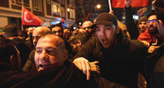 Turquía afirma que &#8220;pronto comenzarán guerras santas en Europa&#8221;<br><span style='color:#006EAF;font-size:12px;'>STOP ISLAMIZACIÓN DE EUROPA </span>
