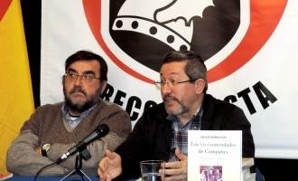 "Crónica conferencia ""Companys ¿Mártir o criminal de guerra?<br><span style='color:#006EAF;font-size:12px;'>Javier Barraycoa en el CSyN Reconquista</span>"