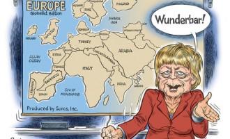 Alemania gastó más de 20.000 millones de euros en los refugiados en 2016<br><span style='color:#006EAF;font-size:12px;'>LA INMIGRACIÓN MASIVA Y LOS REFUGIADOS DESANGRAN ALEMANIA</span>