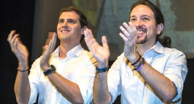 Ciudadanos cada vez más cerca de apoyar un referéndum en Cataluña.