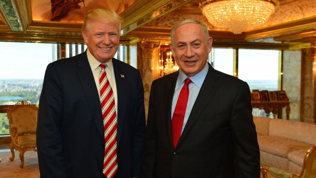 Netanyahu-and-Donald-Trump
