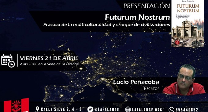 Presentación Futurum Nostrum<br><span style='color:#006EAF;font-size:12px;'>Video de la conferencia.</span>