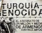 Marchas de condena por el genocidio de cristianos en Armenia.<br><span style='color:#006EAF;font-size:12px;'>Entre un millón y medio y dos millones de cristianos asesinados por el imperio Otomano.</span>