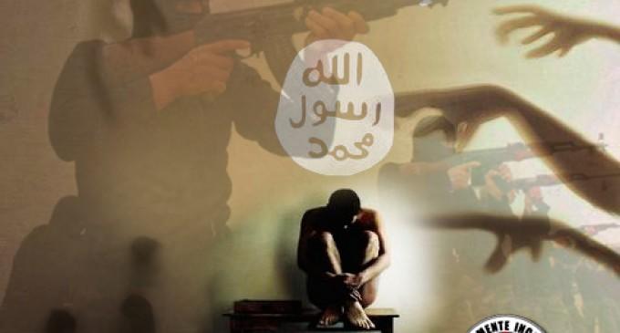 """PSICOSIS TERRORISTA<br><span style='color:#006EAF;font-size:12px;'>Nueva edición de """"Más Que Palabras"""" del sábado 22 de abril </span>"""