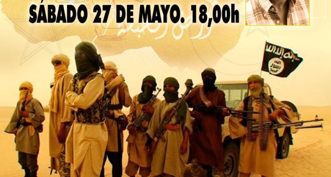 Yihadismo- Conferencia el sabado 27-05 en Valladolid<br><span style='color:#006EAF;font-size:12px;'>¡¡¡IMPORTANTE!!! CAMBIO DE FECHA</span>