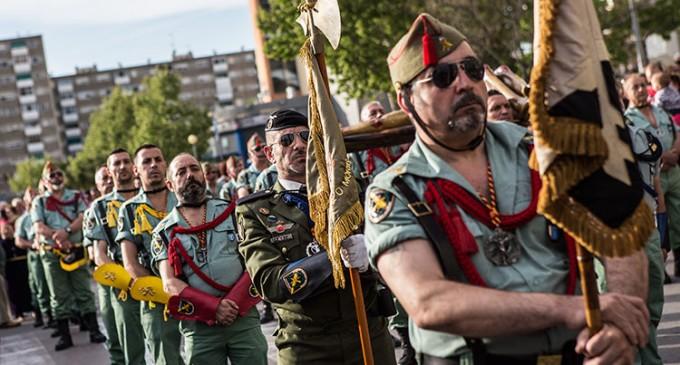 El PSC impide la procesión de Legionarios de Hospitalet<br><span style='color:#006EAF;font-size:12px;'>DN CON LA LEGIÓN</span>