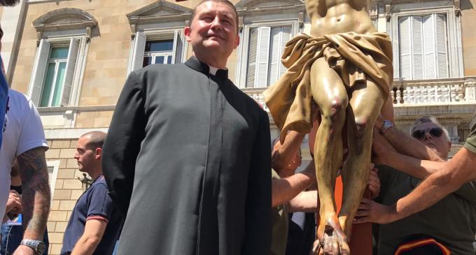 El Padre Custodio Ballester en Madrid este Sábado 10<br><span style='color:#006EAF;font-size:12px;'>Congreso APF-  Europa, Familia, Civilización</span>