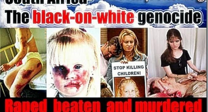 GENOCIDIO Y EXPROPIACIONES A LOS AFRIKAANER EN SUDÁFRICA Y ZIMBABWE<br><span style='color:#006EAF;font-size:12px;'>Stop genocidio blanco</span>