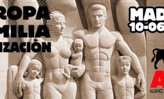 EUROPA – FAMILIA – CIVILIZACIÓN<br><span style='color:#006EAF;font-size:12px;'>APF:  Congreso EUROPEO</span>