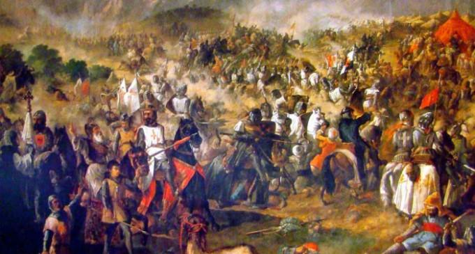 'España se forja contra el Islam' – Serafín Fanjul<br><span style='color:#006EAF;font-size:12px;'>Verdades que ofenden</span>