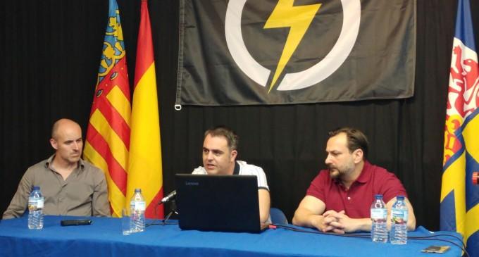 """Conferencia """"Manipulación Climática y Soberanía""""<br><span style='color:#006EAF;font-size:12px;'>CENTRO SOCIAL Y NACIONAL RECONQUISTA</span>"""