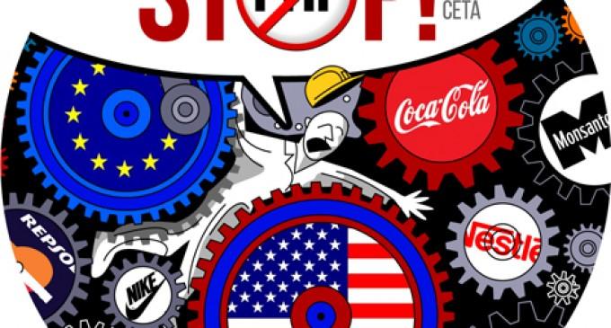 DN se opone al tratado CETA aprobado en el Congreso<br><span style='color:#006EAF;font-size:12px;'>POR NUESTRA SOBERANÍA NACIONAL</span>
