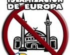 San Feliu (Barcelona)  movilizaciones contra la imposición de la mezquita.<br><span style='color:#006EAF;font-size:12px;'>CAMBIO DE RECORRIDO POR SUGERENCIA DEL GOVERN- MANIFESTACIÓN LEGAL Y AUTORIZADA</span>