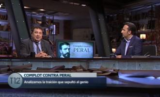 Iker Jiménez coincide con DN sobre la conspiración contra Isaac Peral, inventor del submarino<br><span style='color:#006EAF;font-size:12px;'>ISAAC PERAL Y LA GRAN TRAICIÓN</span>