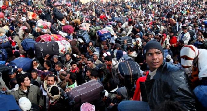 """Los """"refugiados"""" de los conflictos africanos QUE NO EXISTEN<br><span style='color:#006EAF;font-size:12px;'>JOAQUÍN ANGLÉS</span>"""