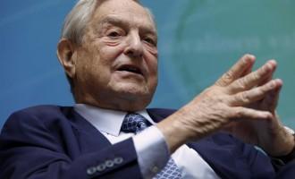¿Están Soros y su &#8220;Gobierno en la sombra&#8221; detrás la crisis de los inmigrantes en el Mediterráneo?<br><span style='color:#006EAF;font-size:12px;'>STOP INMIGRACIÓN MASIVA</span>