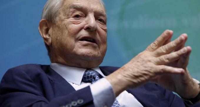 """¿Están Soros y su """"Gobierno en la sombra"""" detrás la crisis de los inmigrantes en el Mediterráneo?<br><span style='color:#006EAF;font-size:12px;'>STOP INMIGRACIÓN MASIVA</span>"""