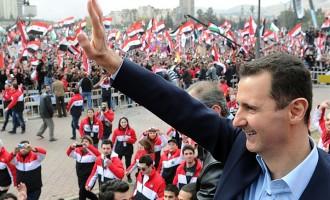 ¡Se acabó el juego! Riad declara a Al-Asad ganador en Siria<br><span style='color:#006EAF;font-size:12px;'>¿SE VA A ACABAR EL CONFLICTO SIRIO?</span>