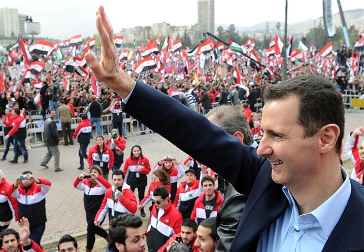 Assad-siria