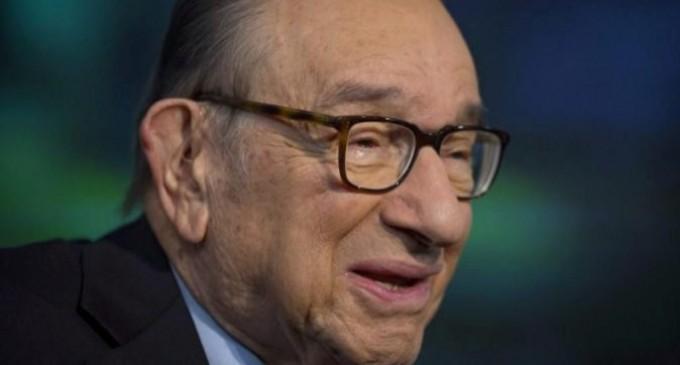 Greenspan: &#8220;hay una burbuja, pero no en la Bolsa, sino en la deuda&#8221;<br><span style='color:#006EAF;font-size:12px;'>EL PELIGRO DE LA DEUDA ESPAÑOLA</span>