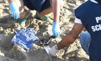 Cuatro inmigrantes violan a una mujer de 26 años tras dejar inconsciente a su marido.<br><span style='color:#006EAF;font-size:12px;'>Esposo de la mujer violada en Rimini sobre los atacantes: -eran como bestias-</span>