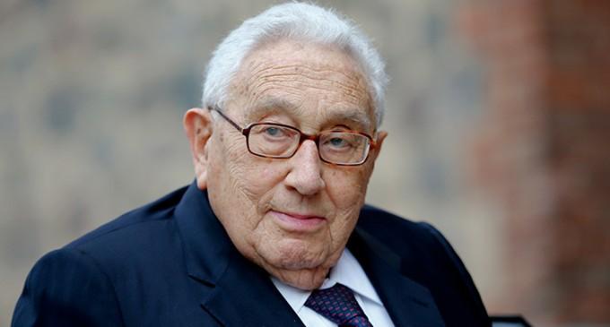 ¿Por qué preocupa a Kissinger la derrota del ISIS?<br><span style='color:#006EAF;font-size:12px;'>NO MÁS GUERRAS POR ISRAEL</span>