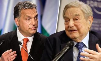 Hungría desmonta la acusación de los grandes medios de que el plan Soros sea una farsa<br><span style='color:#006EAF;font-size:12px;'>Soros niega su plan para inundar Europa con inmigración masiva</span>
