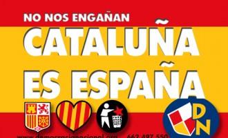 Si fueseis de Teruel no pediríais la independencia.<br><span style='color:#006EAF;font-size:12px;'>Ninguna minoría tiene derecho a decidir el futuro de una nación entera.</span>