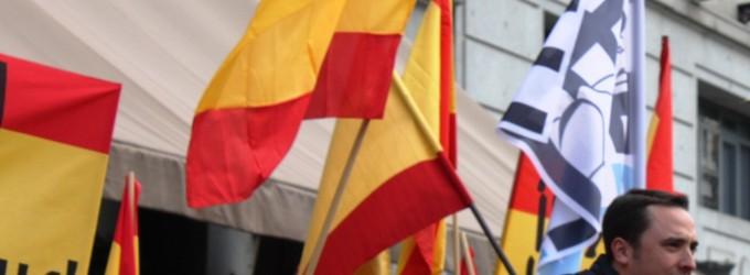 ¡A defender la unidad de España!<br><span style='color:#006EAF;font-size:12px;'>Pedro Chaparro, vicepresidente de DN</span>