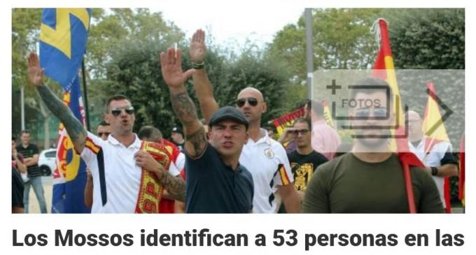 DN ante la brutal campaña de difamación de los medios<br><span style='color:#006EAF;font-size:12px;'>Sucesos en plaza Cataluña, 12 de Octubre</span>