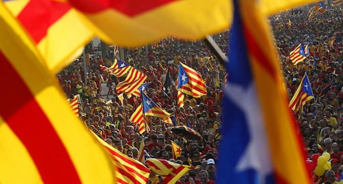 """Bilderberg usará el """"polvorín"""" catalán para imponer una España federal<br><span style='color:#006EAF;font-size:12px;'>LA ÉLITE GLOBALISTA CONTRA ESPAÑA</span>"""