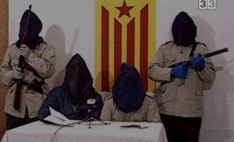 Se está gestando una 'nueva Terra Lliure' en Cataluña<br><span style='color:#006EAF;font-size:12px;'>EL TERRORISMO SEPARATISTA E IZQUIERDISTA CONTRA ESPAÑA</span>