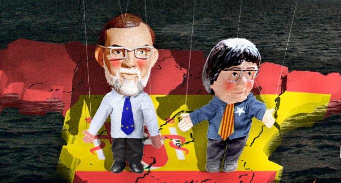 AUDIO: Si no actúa ya, Rajoy debe ser detenido por alta traición<br><span style='color:#006EAF;font-size:12px;'>RADIO AQUÍ LA VOZ DE EUROPA</span>