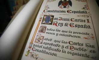 La constitución no es la solución, es el problema.<br><span style='color:#006EAF;font-size:12px;'>Desde DN pedimos una reforma de la constitución que garantice la unidad de España.</span>