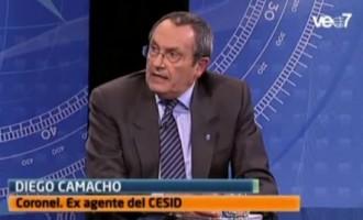&#8220;Juan Carlos I fue el motor del golpe del 23-F. El golpe de Cataluña es más grave porque pretende una segregación de España&#8221;<br><span style='color:#006EAF;font-size:12px;'>ENTREVISTA AL CORONEL DIEGO CAMACHO</span>