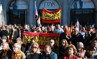 Acto Nacional Unitario en Plaza de Oriente<br><span style='color:#006EAF;font-size:12px;'>19 de Noviembre en Madrid</span>