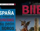 ESPAÑA bajo el ataque del SIONISMO y su peón G. SOROS<br><span style='color:#006EAF;font-size:12px;'>EL BOLETÍN DE INFORMACIÓN E INTELIGENCIA ESTRATÉGICA</span>