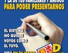 Elecciones 21-D Cataluña: Necesitamos tu firma<br><span style='color:#006EAF;font-size:12px;'>NO NOS ENGAÑAN, CATALUÑA ES ESPAÑA</span>