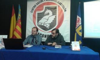 CRÓNICA Conferencia Max Romano en el Centro RECONQUISTA de Castellón<br><span style='color:#006EAF;font-size:12px;'>PRESENTACIÓN DE: AZOTES DE NUESTRO TIEMPO</span>