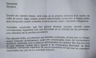 Ada Colau prohíbe las caceroladas de la Calle Japón<br><span style='color:#006EAF;font-size:12px;'>Los Podemitas se quitan la careta</span>