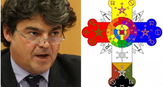 El ex-jefe de gabinete de Rajoy y rosacruz Jorge Moragas, nuevo embajador en la ONU<br><span style='color:#006EAF;font-size:12px;'>LAS CONEXIONES MASÓNICAS DEL GOBIERNO DE RAJOY</span>