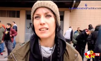 Alba, una heroína de nuestro tiempo.<br><span style='color:#006EAF;font-size:12px;'>Serie de entrevistas; La Artillera</span>