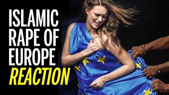 rape europe