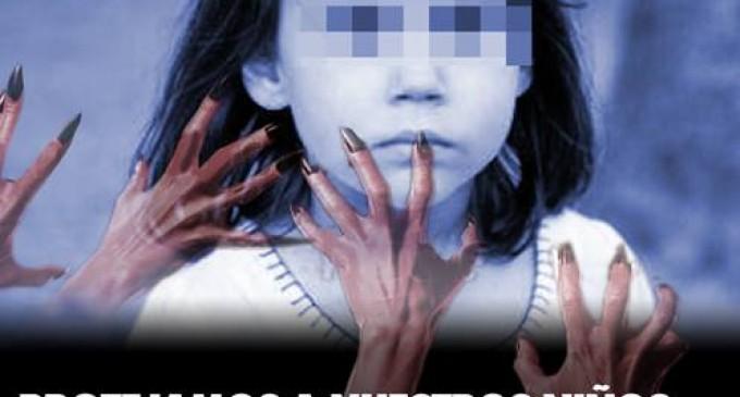 El fiscal del odio pide 21 años por el 'Proyecto pilla-pilla' que denuncia la pedofilia<br><span style='color:#006EAF;font-size:12px;'>MÁXIMA REPRESIÓN CONTRA QUIENES INVESTIGAN CASOS DE PEDOFILIA</span>