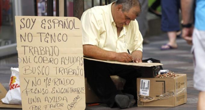 Informe: Los ricos en España cuadruplican su riqueza sobre los pobres tras la crisis económica<br><span style='color:#006EAF;font-size:12px;'>ESTA ES LA RECUPERACIÓN ECONÓMICA DE LA QUE PRESUME EL GOBIERNO DE RAJOY</span>