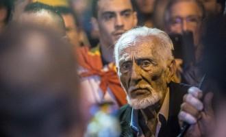 Fallece el combatiente de la División Azul y Legionario Fernando Quintilla Manresa a los 97 años<br><span style='color:#006EAF;font-size:12px;'>OTRO HÉROE ESPAÑOL BRILLA YA ENTRE LOS LUCEROS</span>